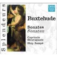 Capriccio Stravagante DHM Splendeurs: Buxtehude Sonatas