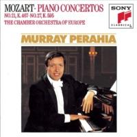 Murray Perahia Mozart: Piano Concertos Nos. 21 & 27