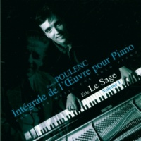 Eric Le Sage Poulenc - Piano Music Vol.1