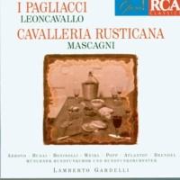 Lamberto Gardelli Leoncavallo: Il Pagliacci - Mascagni: Cavalleria Rusticana