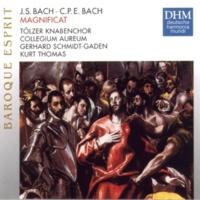 Collegium Aureum J.S. Bach, C.P.E. Bach: Magnificat