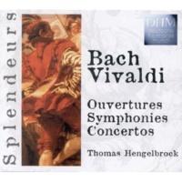 Thomas Hengelbrock Vivaldi: Ouvertures, Symphonies, Concertos
