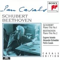 Pablo Casals Schubert: Piano Trio No. 1 - Beethoven: Piano Trio No. 2