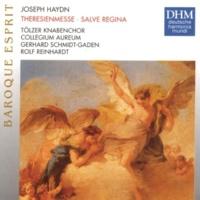 Collegium Aureum, Tölzer Knabenchor Haydn: Theresienmesse, Salve Regina