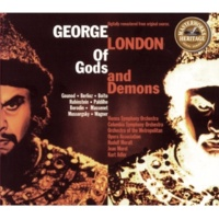 George London Of Gods and Demons