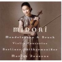 Midori Bruch & Mendelssohn: Violin Concertos