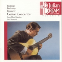 Julian Bream Bream Collection Vol. 22 - Rodrigo, Berkeley, Brouwer, Concertos