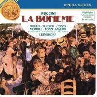 Erich Leinsdorf Puccini: La Boheme Highlights