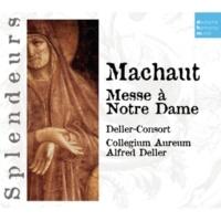 Deller Consort DHM Spendeurs: Machaut:Messe Nostre Dame à 4