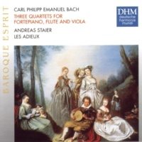 Andreas Staier C.Ph.E. Bach: Chamber Music