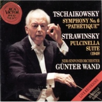Günter Wand Tchaikovsky/Stravinsky