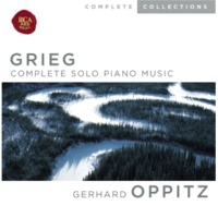 Gerhard Oppitz Grieg: Complete Solo Piano Music