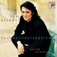 Yuri Bashmet/The Moscow Soloists Brahms: Clarinet Quintet in B Minor - Shostakovich: String Quartet No. 13 in B-Flat Minor