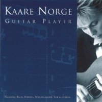 Kaare Norge Guitar Player