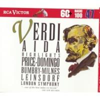Plácido Domingo/Leontyne Price Verdi: Aida Highlights