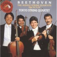Tokyo String Quartet Beethoven: Middle Quartets Opp. 59, 74, 95