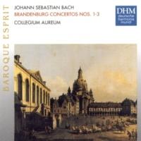 Collegium Aureum J.S. Bach: Brandenburg Concertos 1 - 3
