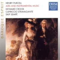 Capriccio Stravagante Purcell: Airs And Instrumental Music