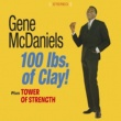 Gene McDaniels A Hundred Pounds of Clay