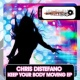 Chris Distefano Keep Your Body Moving EP
