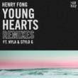 Henry Fong Young Hearts (feat. Nyla & Stylo G)