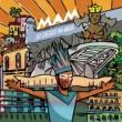 DJ Mam/Furmiga Dub/Roda de Samba da Pedra do Sal/Afoxé Filhos de Gandhi Rio Eu Cheguei na Mauá (Furmiga Dub Remix) (feat.Roda de Samba da Pedra do Sal/Afoxé Filhos de Gandhi Rio)