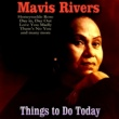 Mavis Rivers People Will Say We're in Love
