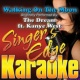 Singer's Edge Karaoke Walking on the Moon (Originally Performed by the Dream & Kanye West) [Karaoke Version]