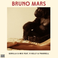 Bruno Mars Gorilla (feat. R Kelly And Pharrell) [G-Mix]