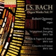 Robert Quinney Organ Concerto in D Minor, BWV 596: II. Grave