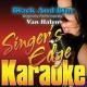Singer's Edge Karaoke Black and Blue (Originally Performed by Van Halen) [Karaoke]