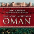 Lalo Schifrin Symphonic Impressions of Oman, Suite for Orchestra: I. Prelude & Variations