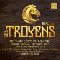 "John Nelson Les Troyens, Op. 29, H. 133, Act 3: ""J'ose à peine annoncer la terrible nouvelle !"" (Narbal, Didon, Chorus) [Live]"