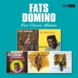 Fats Domino The Big Beat (Remastered)