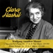 Clara Haskil Concerto For Piano No. 27 In B Flat Major, KV595: II. Larghetto