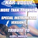 Kar Vogue More Than You Know (Special Instrumental Versions)[Tribute To Axwell Ingross]