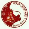 Ella Fitzgerald Merry Christmas Dama Bianca
