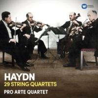 Pro Arte Quartet Haydn: 29 String Quartets