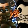 Kronno Zomber Freddy vs Bendy   Evil Rap Battle