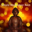 Meditation Relaxation Club Driving Pouring Rain