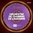 Lawrence Foster Orchestre de Chambre de Lausanne - 75 ans