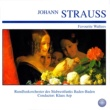 Rundfunkorchester des Südwestfunks Baden-Baden&Klaus Arp Wine, Woman and Song, Op. 333