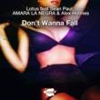 Lotus/Sean Paul/AMARA LA NEGRA/Alex Holmes Don't Wanna Fall (feat. Sean Paul, AMARA LA NEGRA & Alex Holmes)