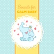 Soothing White Noise for Infant Sleeping and Massage, Crying & Colic Relief Rockabye Baby