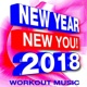 The Gym Allstars New Year New You! 2018 Workout Music