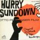 Hugo Montenegro & His Orchestra Hurry Sundown (Original Soundtrack)