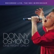 Donny Osmond Celebration