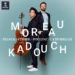 Edgar Moreau Franck, Poulenc & Strohl: Cello Sonatas