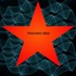 Techno Red&Music Atom Techno Energy
