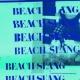 Beach Slang Punks In A Disco Bar
